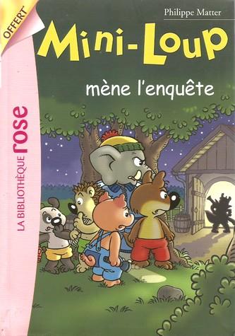 Mini-Loup mène l'enquête