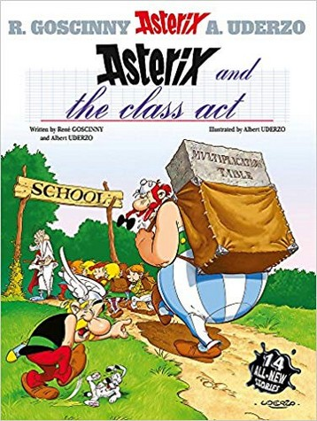 Astérix and the class act