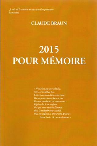 Pour mémoire